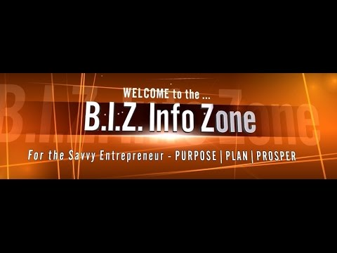BIZ Info Zone SB [4/3/15] Connecting with YouTube to Fulfill Your Potential