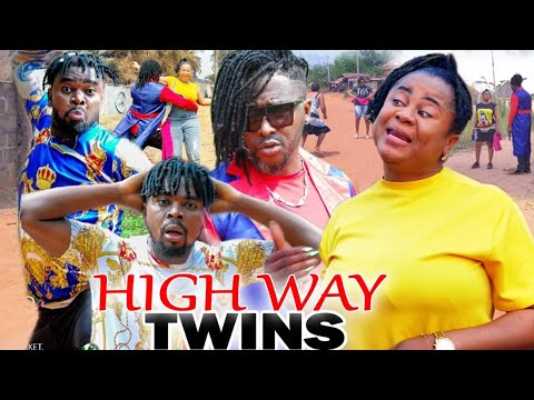 High Way Twins Full Movie 3&4 - (New Hit Movie) 2021 Latest Nigerian Nollywood Movie Full HD