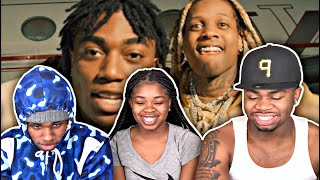 Fredo Bang - Top ft. Lil Durk (Official Music Video) | REACTION