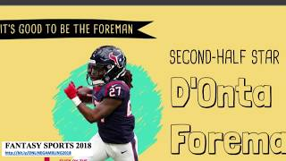 DEMO FANTASY SPORTS 2018 Fantasy Football http://bit.ly/ONLINEGAMBLING2018
