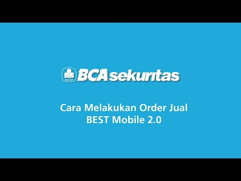 Cara Melakukan Penarikan Dana Withdraw Best Mobile 2 0 Youtube