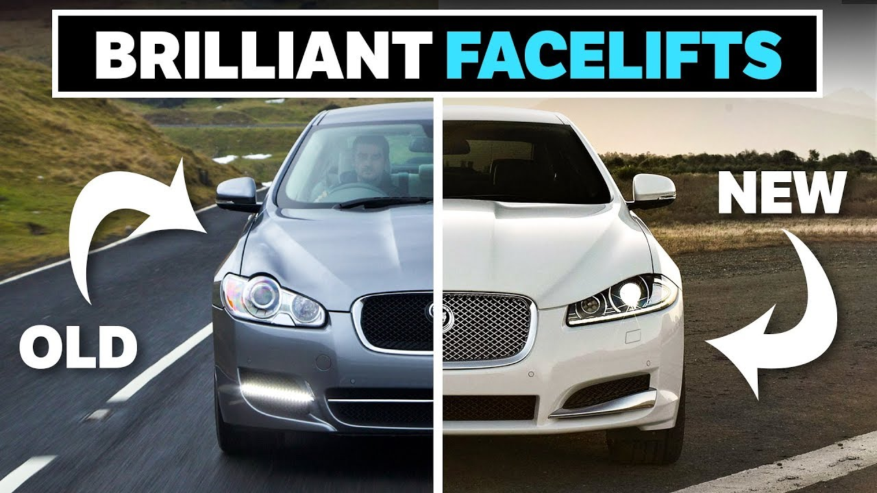 6 Times Facelifts Worked Brilliantly - YouTube