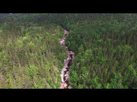 Horseshoe Falls | Nova Scotia