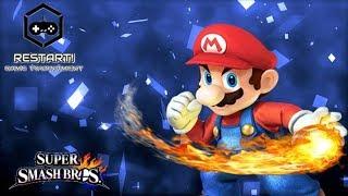 RESTART VIDEO GAME TOURNAMENT | SSB4 FINALS MATCH