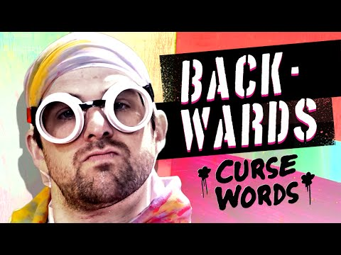 BACKWARDS CURSE WORDS