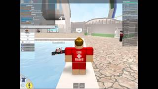 LIFEGUARD DUO | Robloxian Waterpark
