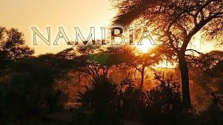 NAMIBIA 2016 - Durch den Caprivi zu den Victoria Fällen mit DJI Phantom (Reise-Doku)