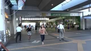 乗り換え 登戸駅 小田急線→JR南武線