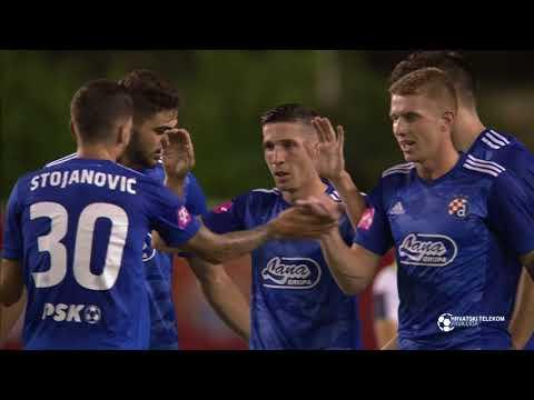 Hajduk Split Dinamo Zagreb Goals And Highlights