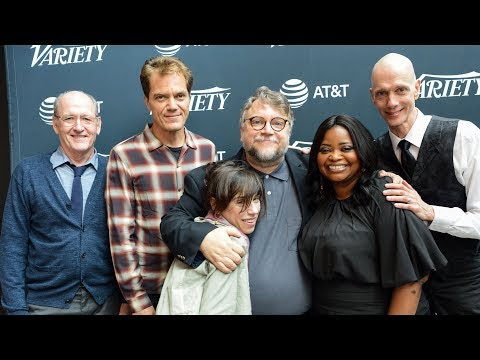 Guillermo Del Toro And Cast Talk 'The Shape Of Water' At TIFF 2017