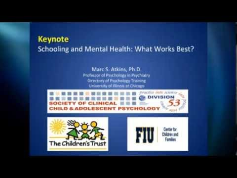 Professional Resources: Schooling and Mental Health: What Works Best?