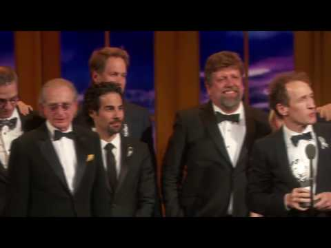 Acceptance Speech - Best Musical: Hamilton (2016)