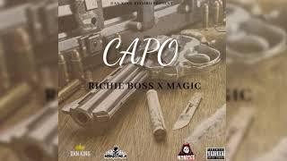 RICHIE BOSS X MAGIC - CAPO