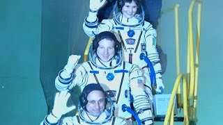 Expedition 42/43 Launches to the International Space Station