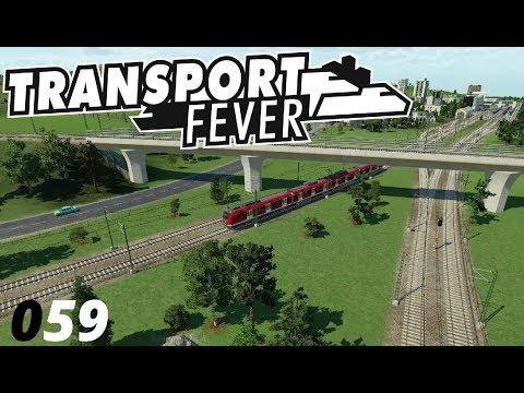 Transport Fever | S01E59 |  Lebensmittel Import.