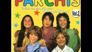 CD's originales de la 1era Generación de Parchís