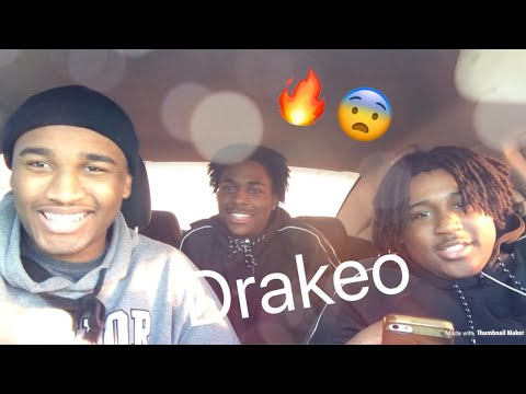 "Drakeo The Ruler ""Flu Flamming"" REACTION!!"