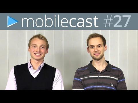 mobilecast #27: Google I/O, YotaPhone a Nokia X2