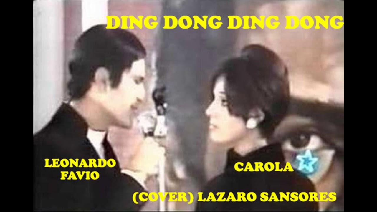 DING DONG DING DONG 567 LEONARDO FAVIO COVER LAZARO ...