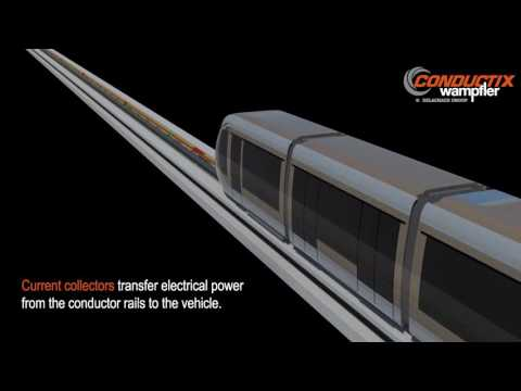 Electrification of Automated People Mover (APM), Monorail, and Light Rail Transit Systems