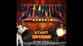 PSX Longplay [293] Maximum Force