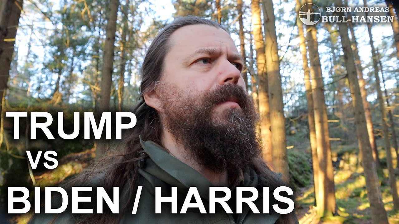 Trump vs Biden / Harris Election - my thoughts