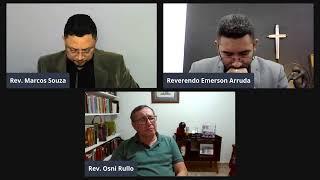 SEMANA TEOLÓGICA - REV. EMERSON ARRUDA