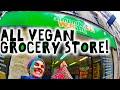 Being Vegan in Paris is EASY!    VEGAN Grocery Haul    Un Monde Vegan