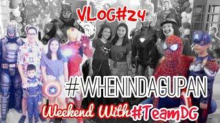 Vlog#24: Weekend at Dagupan Village Hotel  #WeekendWithTeamDG