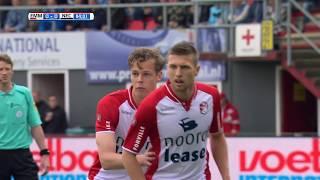 Samenvatting FC Emmen - N.E.C., halve finale Play-Offs (10-05-2018)