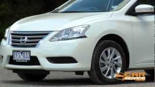 Nissan Pulsar CarAdvice Review - All-new Nissan Pulsar Sedan ST
