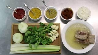 Как приготовить грузинский харчо