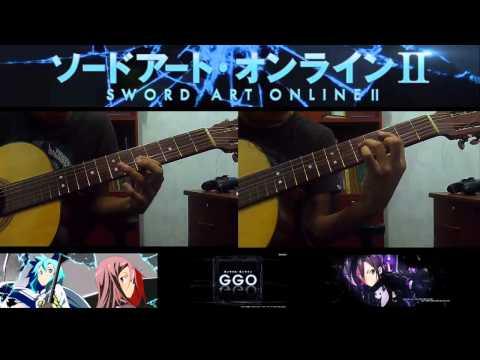 Guitar Cover    Ignite - Sword Art Online II (+Tabs!)