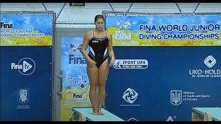 Diving Championships Kiev 2018, day 3