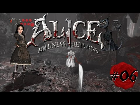 Hysterischer Anfall  ♡  #06 🐇 Let's Play Alice: Madness Returns