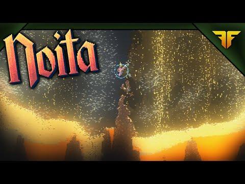 It's Raining GOLD! | Noita Randomizer Run 2