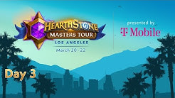 Hearthstone Masters Tour Los Angeles - Day 3