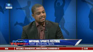 Ongoing Nat'l Sports Festival in Focus As Analysts Discuss Performance Pt.1  Sports Tonight 