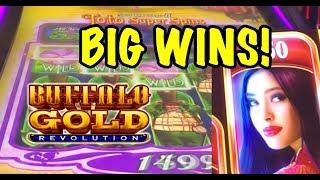 BIGGEST RECENT WINS!