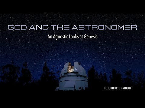 God And the Astronomer