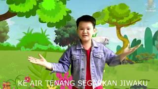 Gambar cover YESUS ADALAH GEMBALAKU LAGU SEKOLAH MINGGU 2019 Joshua Lim