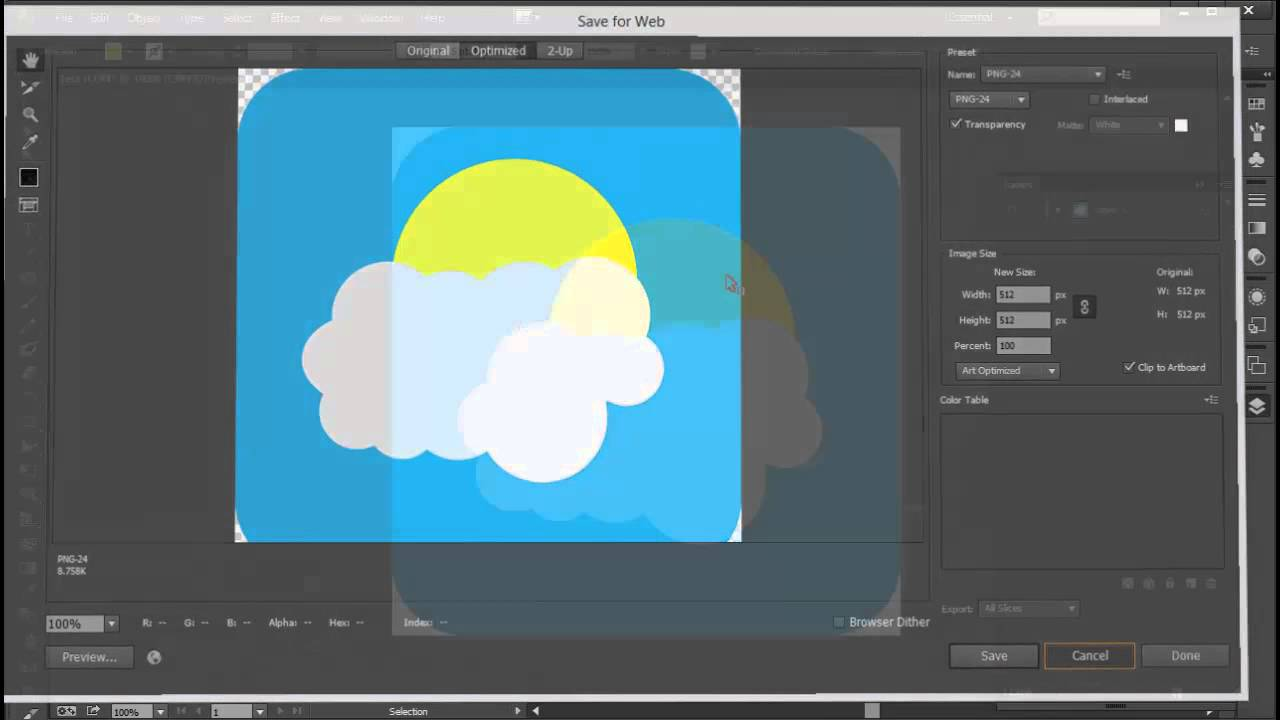 how to export file from illustrator as pdf