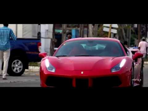 The Nigerian Automotive SuperCars Drag Race Event 17 12 2017