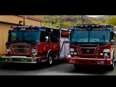 Coudersport Fire Department Year in Review 2017