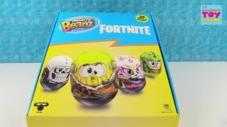 Fortnite Mighty Beanz Blind Bag Toy Unboxing Game Characters Toy Review | PSToyReviews