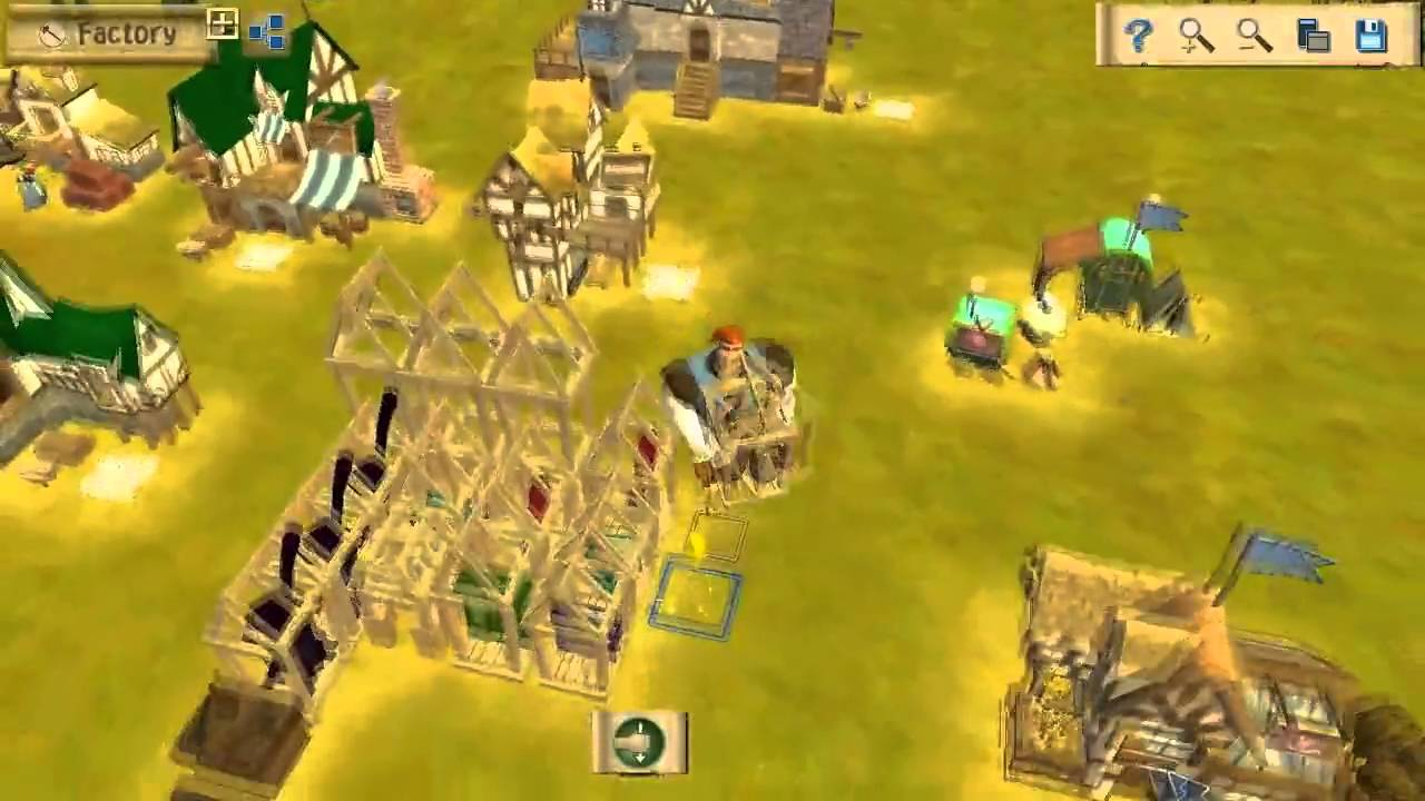 A Kingdom For Keflings PC Trailer
