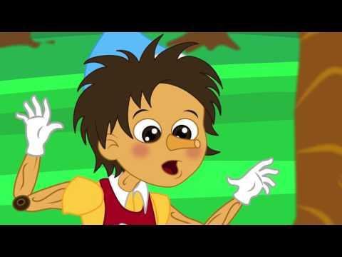 بينوكيو - قصص للأطفال - قصة قبل النوم للأطفال - رسوم متحركة - بالعربي: بينوكيو - قصص للأطفال - قصة قبل النوم للأطفال - رسوم متحركة - بالعربي اشترك في مقاطع الفيديو المجانية : http://goo.gl/3143Rn