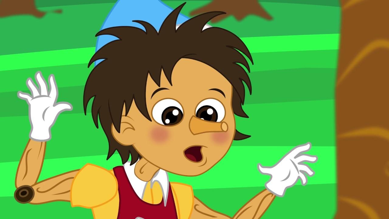 بينوكيو - قصص للأطفال - قصة قبل النوم للأطفال - رسوم متحركة - بالعربي