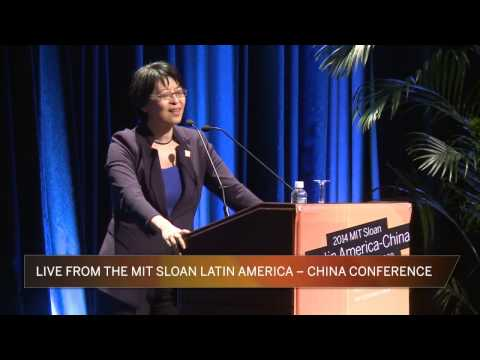 MIT Sloan Latin America-China Conference: Panel 4 – Doing Business in Latin America and China