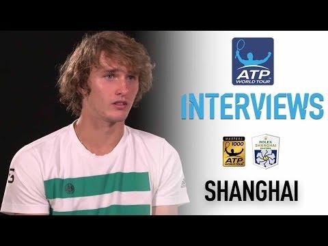 Zverev Surprises Himself With Breakout 2017 Shanghai
